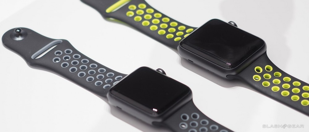 www.culturageek.com.ar Apple Nike+ Watch Lanzamiento 2