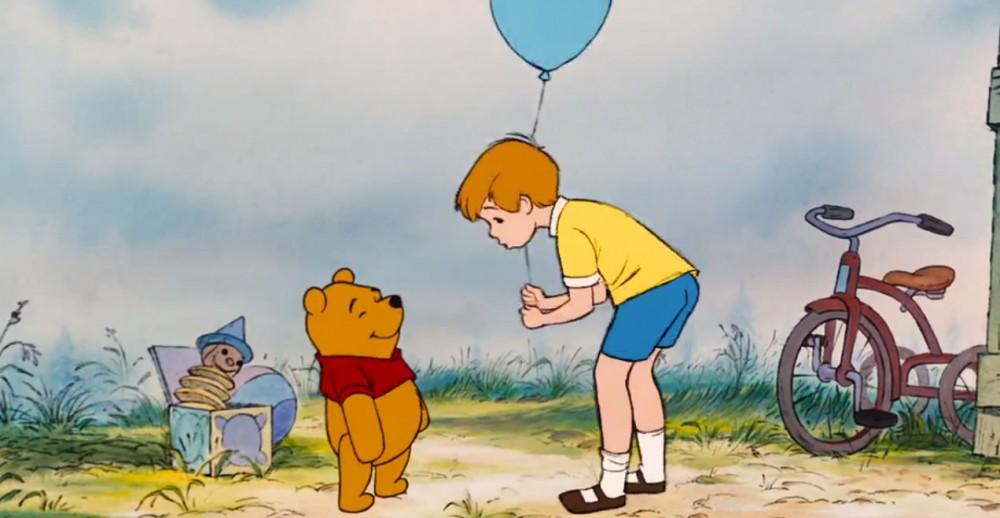 Winnie Pooh - www.culturageek.com.ar
