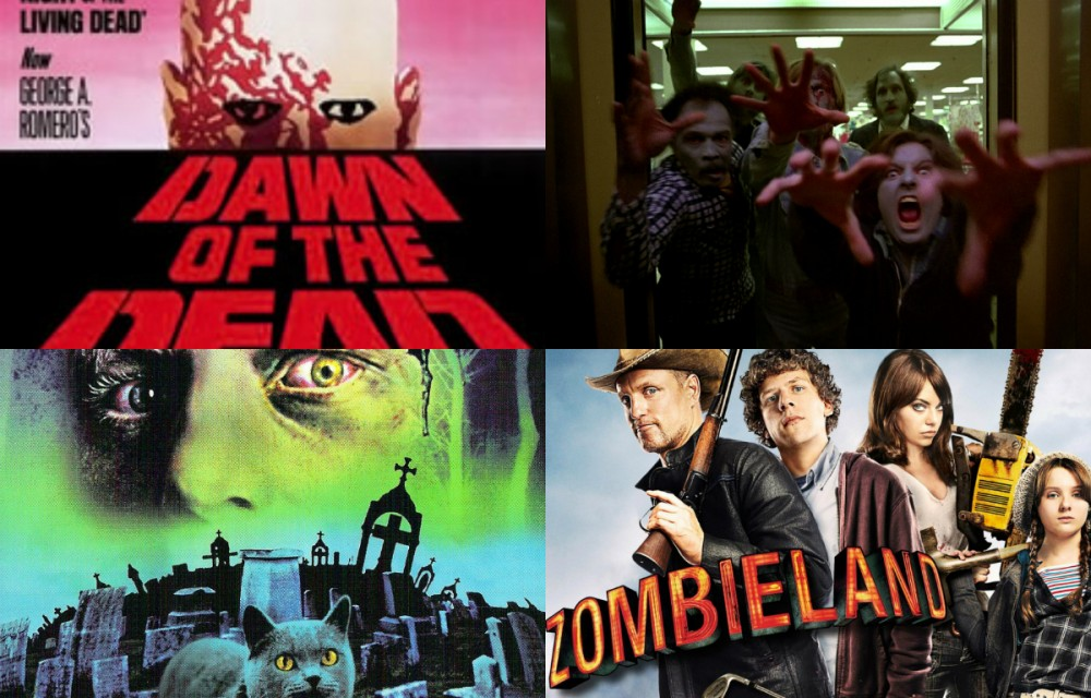 top 5 peliculas zombies cultura geek