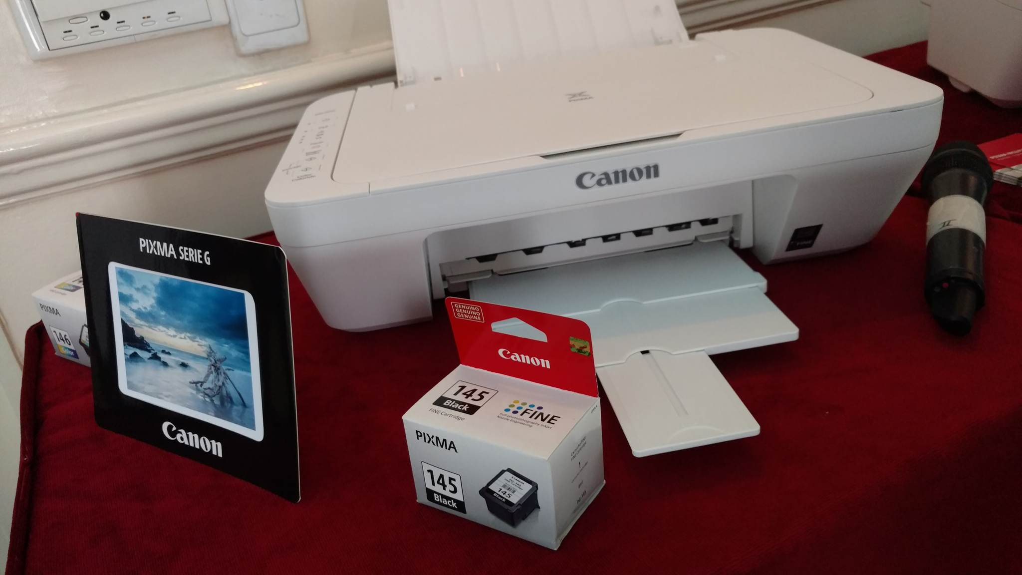 www.culturageek.com.ar Canon Presentación Línea Impresoras 6
