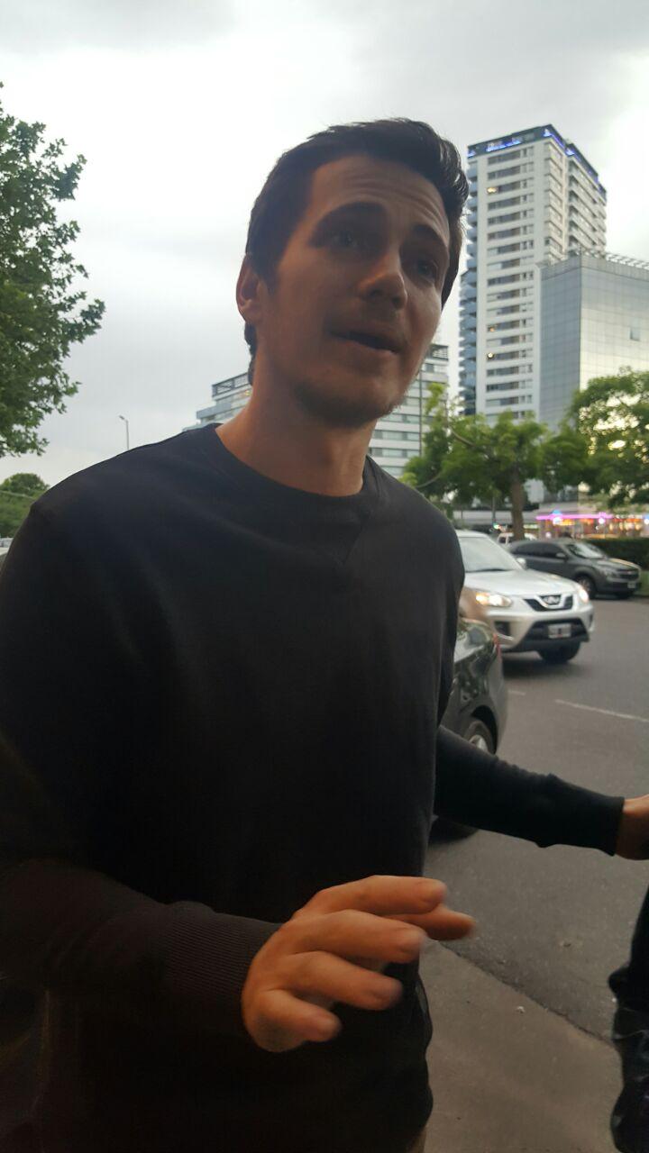 """Hayden Christensen: """"Me encantaría volver de vacaciones a Buenos Aires"""""""