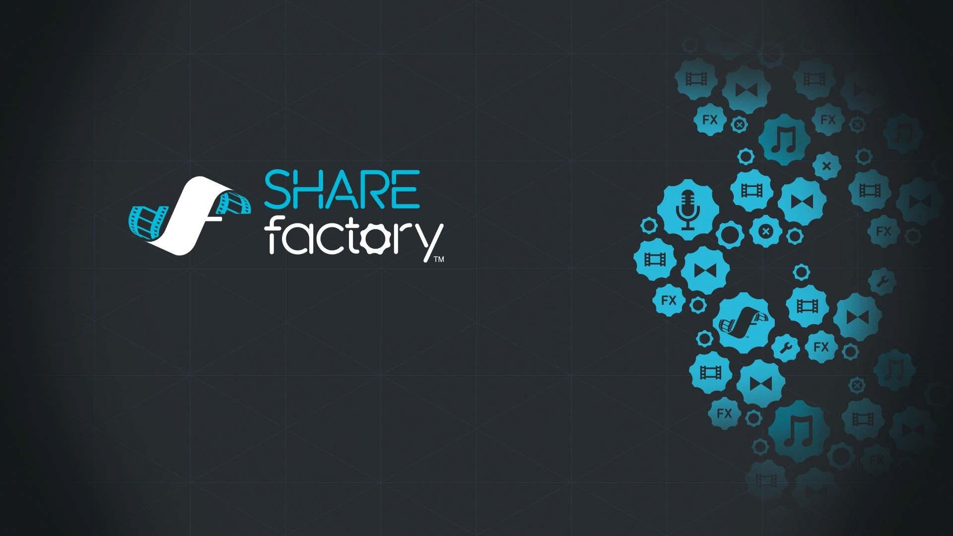 www.culturageek.com.ar ShareFactory Actualización Playstation Gifs 1