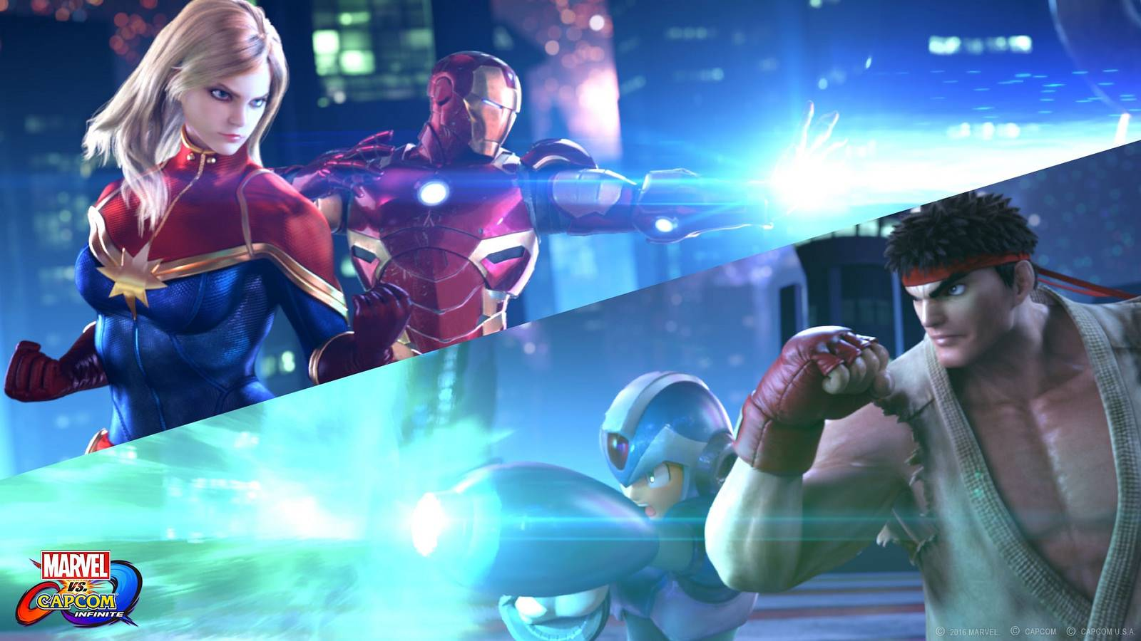 www.culturageek.com.ar Marvel vs. Capcom Infinite Anuncio 1