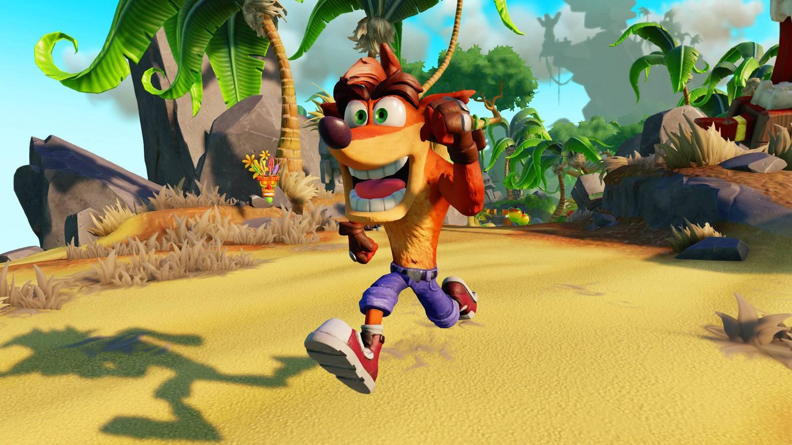 Crash Bandicoot Playstation experience www.culturageek.com.ar
