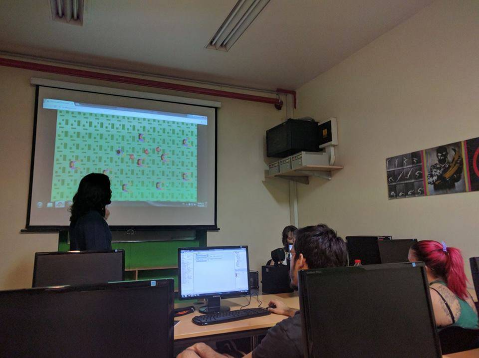 Sex and Game Jam