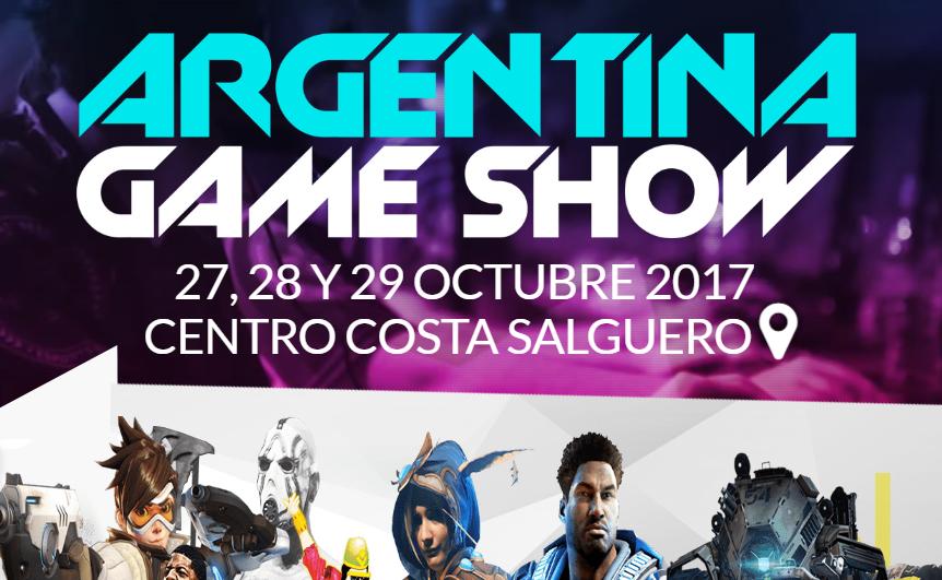 Argentina Game Show 2017 culturageek.com.ar