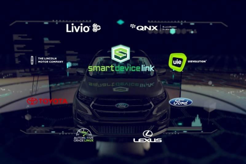 CES 2017 Ford Toyota culturageek.com.ar