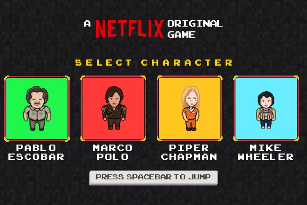 www.culturageek.com.ar Netflix Videojuego Sidescroller