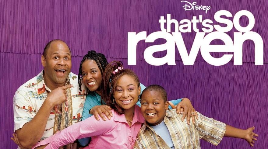 Es Tan Raven - That's so Raven - Raven Symoné - Disney Channel spinoff - www.culturageek.com.ar