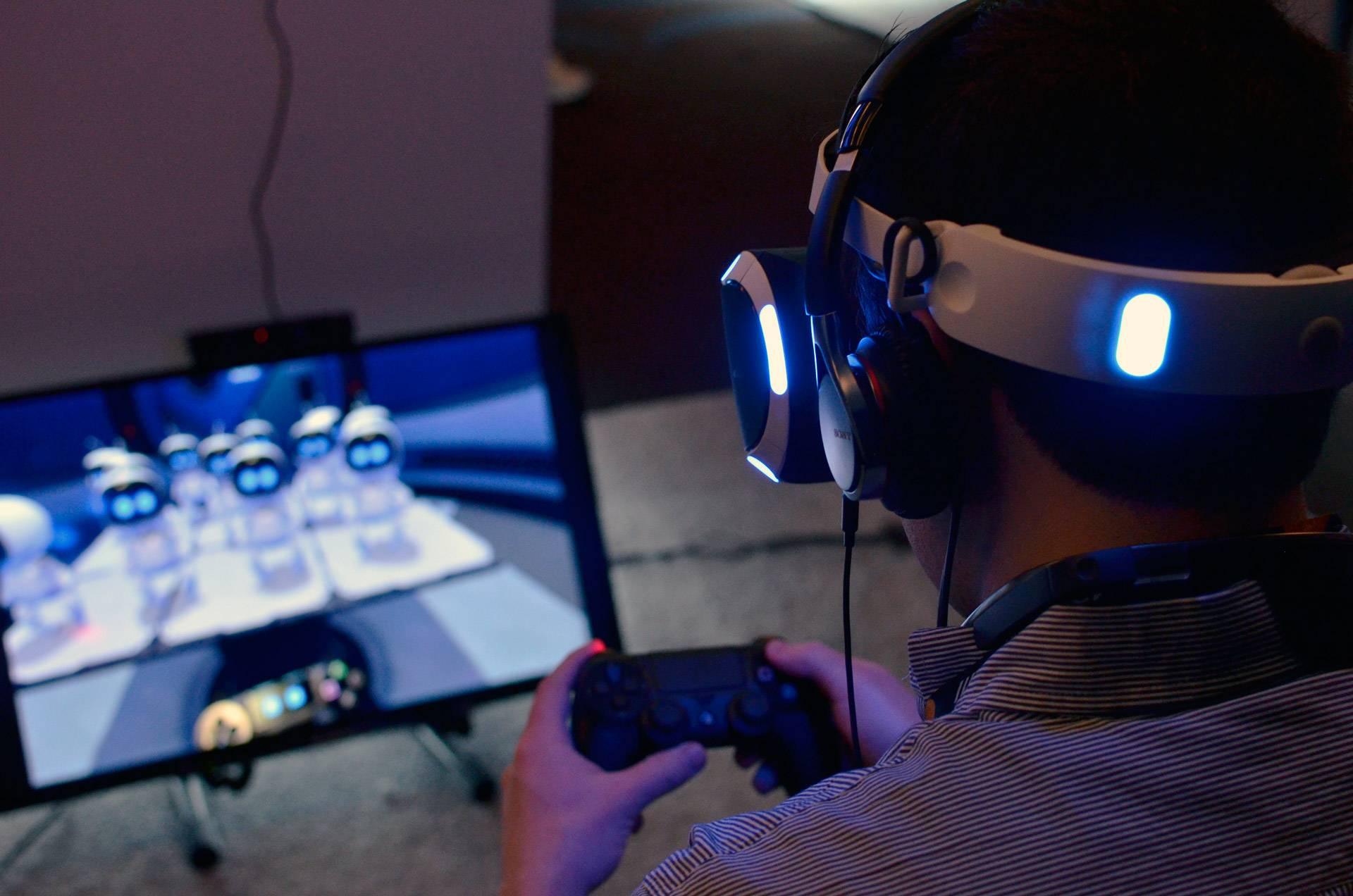 Cultura Geek CES 2017 www.culturageek.com.ar PS VR