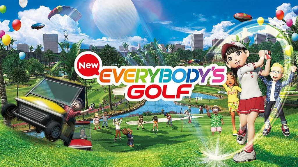 Everybody's Golf Preview 1
