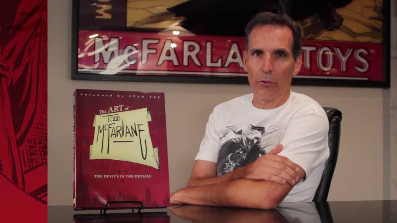 spawn mcfarlane