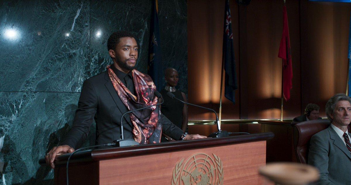 Black Panther Te Explicamos Las Dos Escenas Post Créditos De La Película Cultura Geek