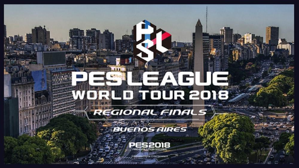 pes regional finals