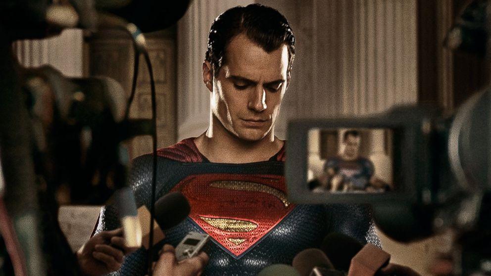 Superman Henry Cavill - Culturageek.com.ar