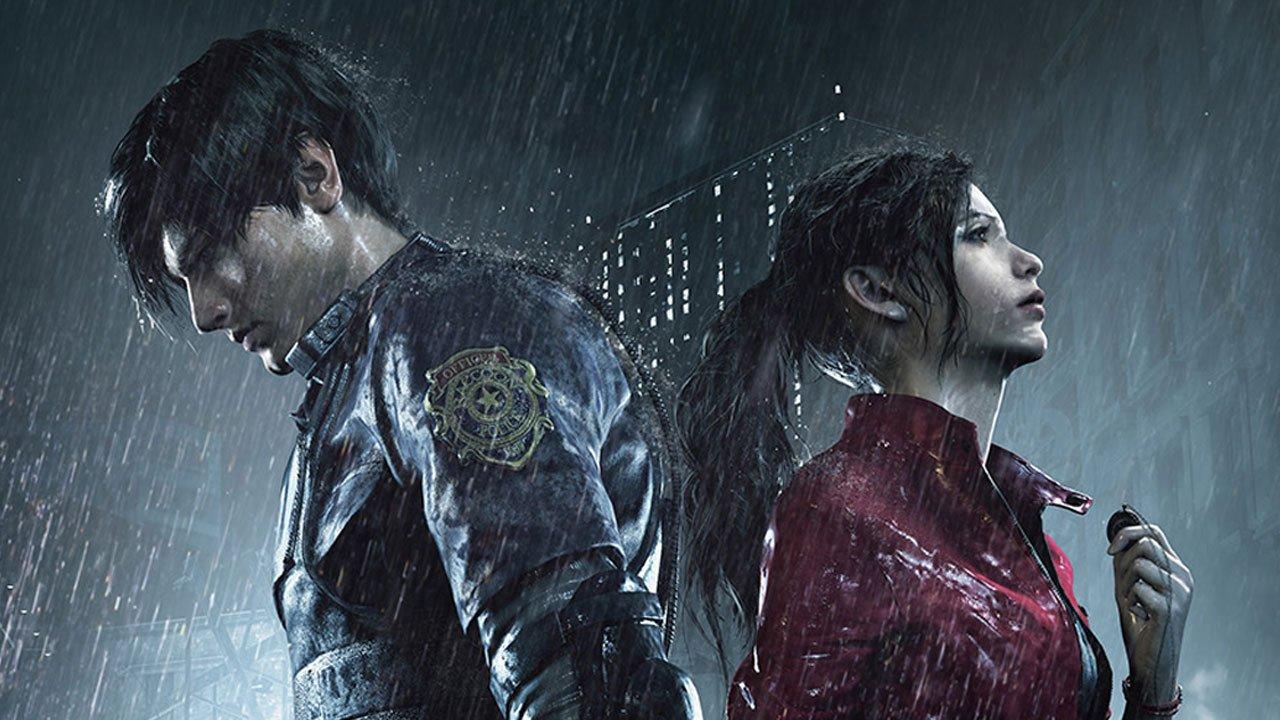 Resident Evil gaming, cine y ¡serie de TV?