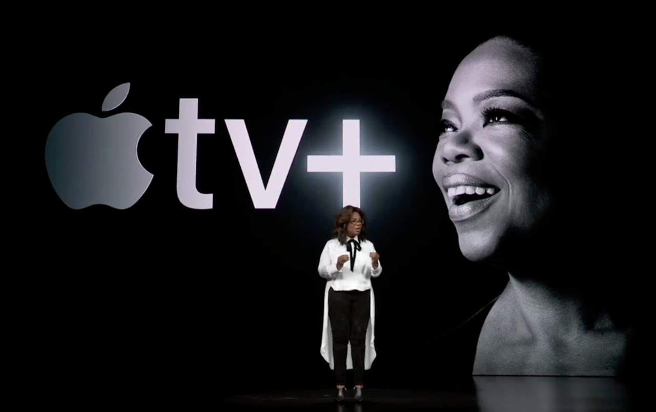 Apple Event Apple TV Plus - www.culturageek.com.ar