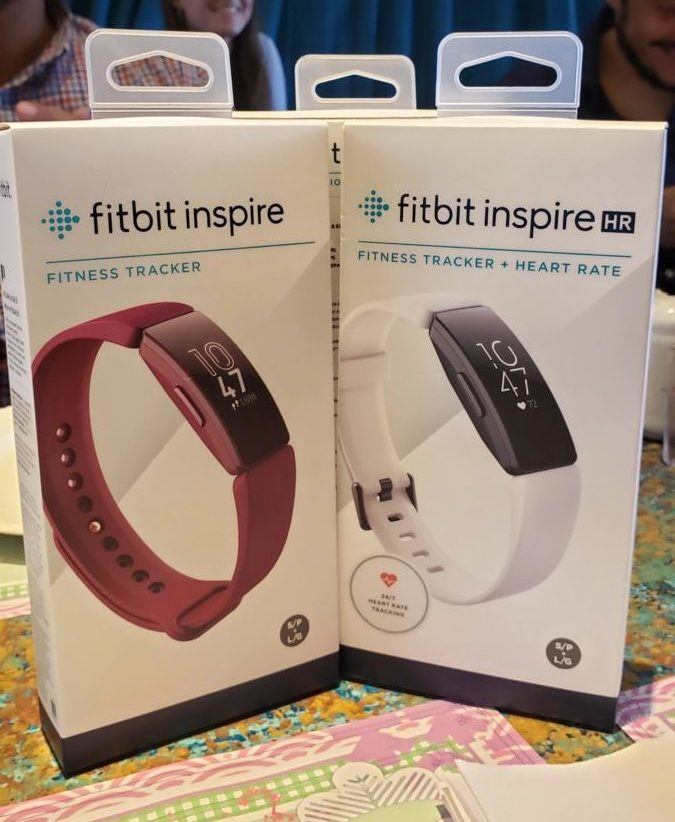 Fitbit argentina Inspire HR culturageek.com.ar