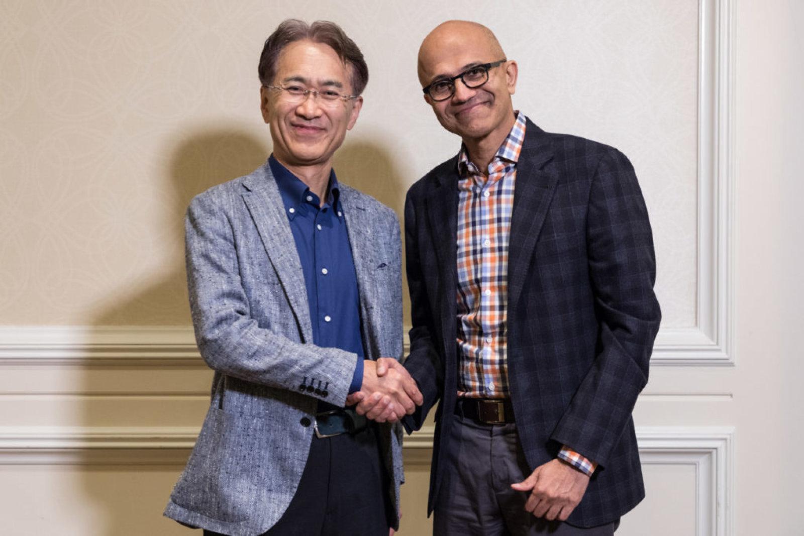 Microsoft y Playstation juntos en el Cloud gaming
