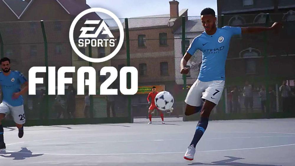 fifa 20 e3 2019