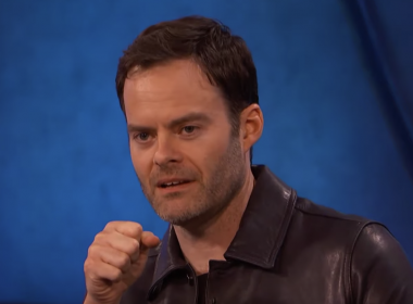 Bill Hader It: chapter 2