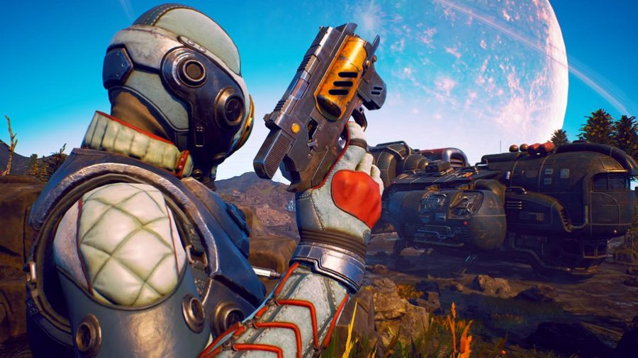 The Outer Worlds Switch - Culturageek.com.ar