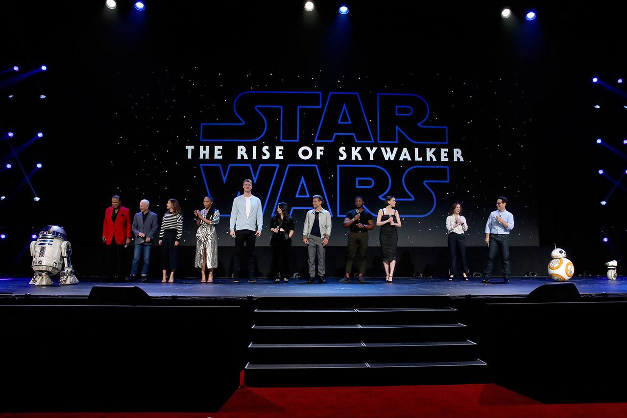 Star Wars D23 - www.culturageek.com.ar