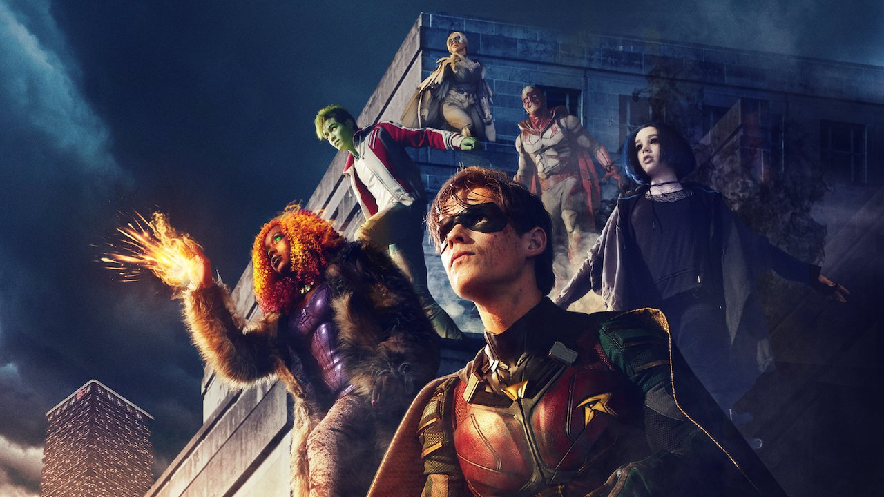 Titan Temporada 2 - www.culturageek.com.ar