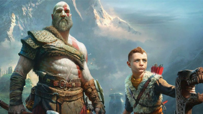 The Last of Us God of War