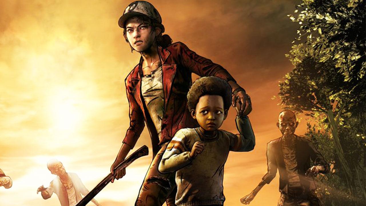 The Last of Us Walking Dead