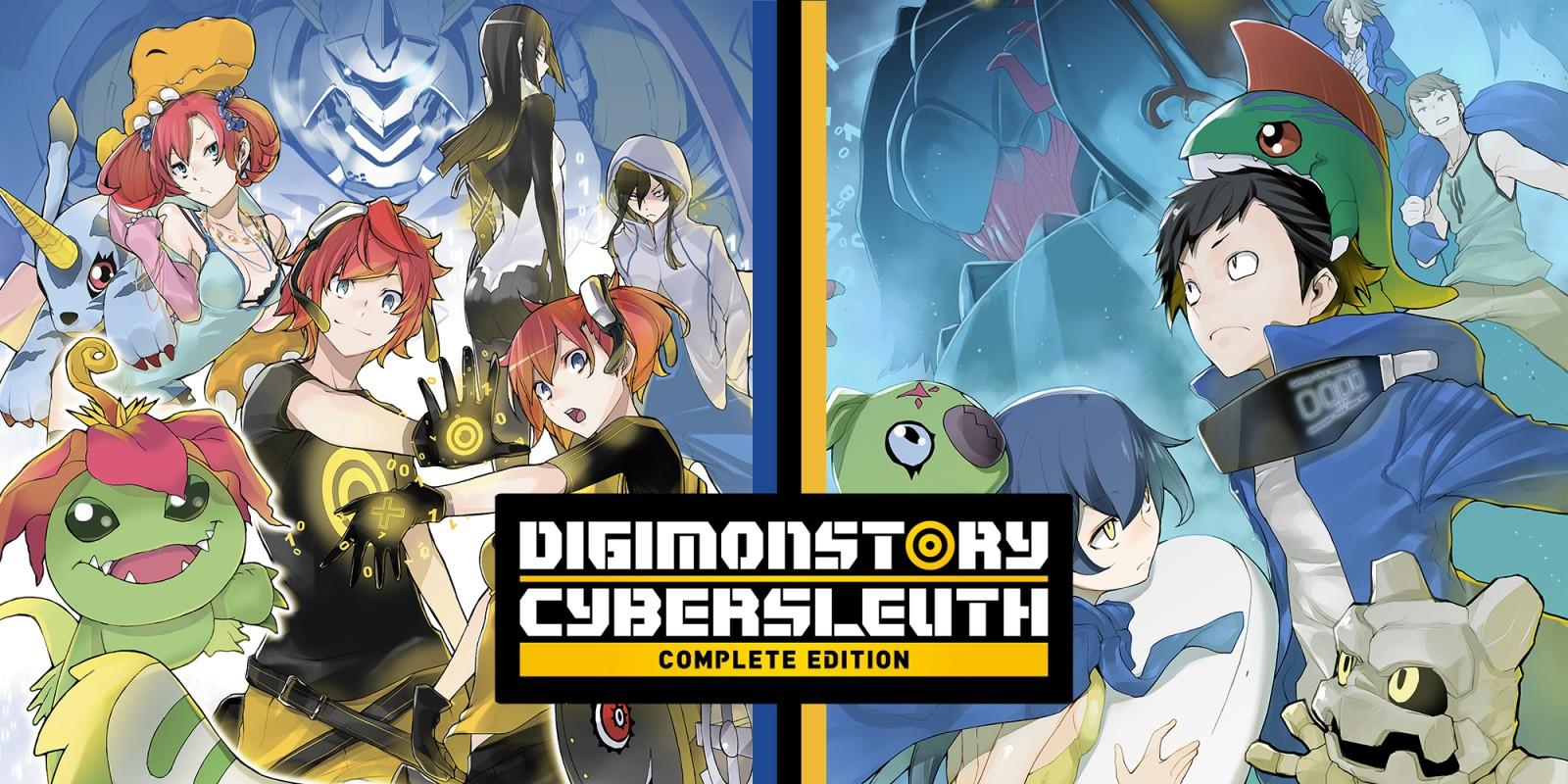 Digimon Story Cyber Sleuth - www.culturageek.com.ar