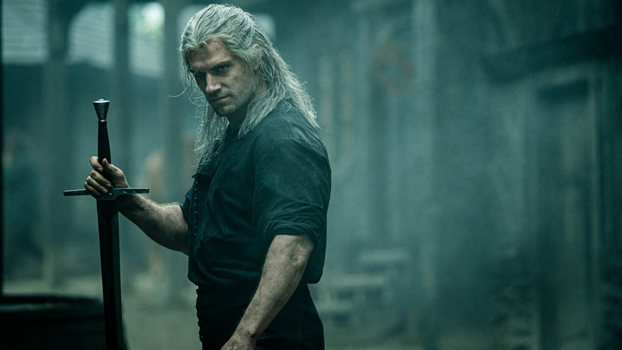 The Witcher Henry Cavill Argentina - www.culturageek.com.ar