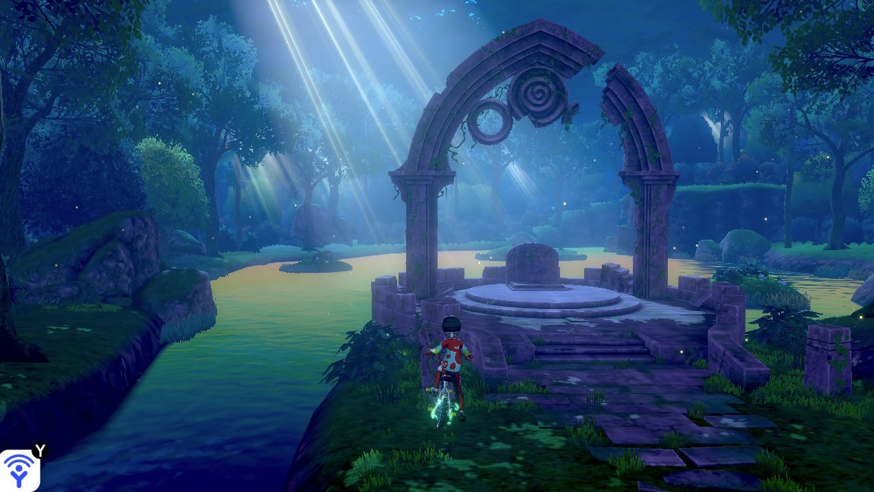 Pokémon Sword and Shield - www.culturageek.com.ar