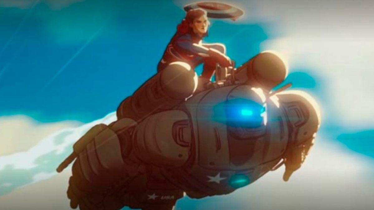 Disney+ What If...? - www.culturageek.com.ar