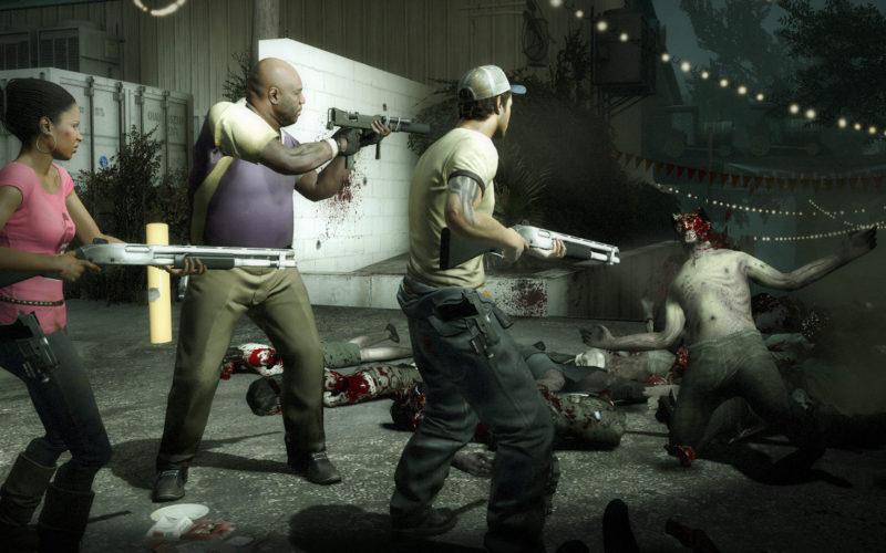 Left 4 Dead VR