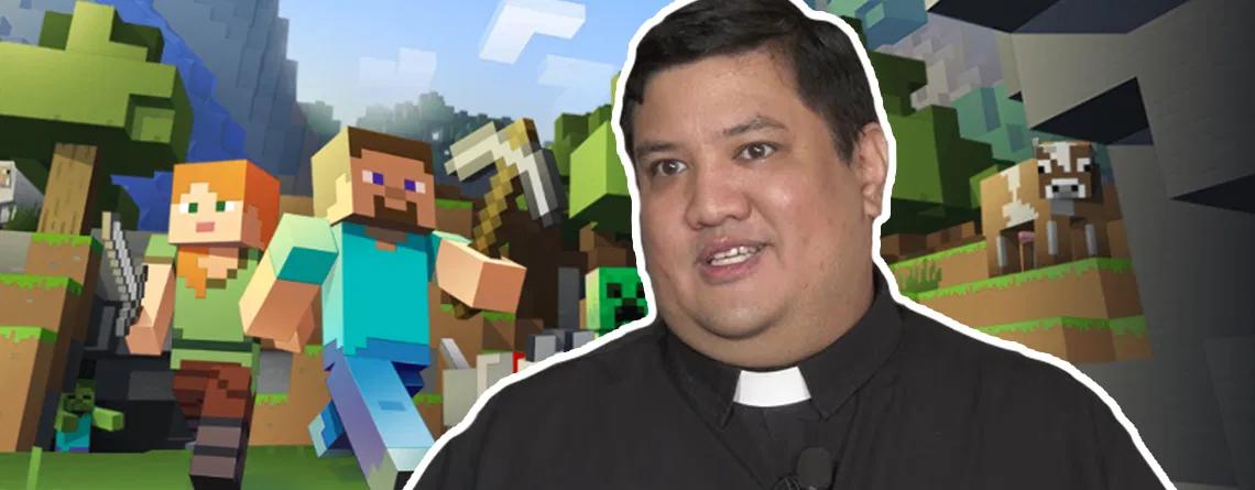 Vaticano Minecraft - Culturageek.com.ar