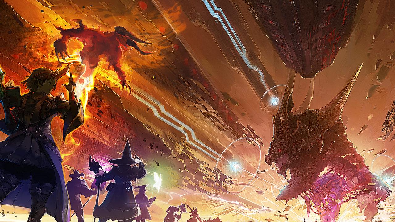 Final Fantasy XIV - www.culturageek.com.ar