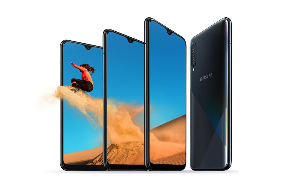 Samsung Galaxy A30s www.culturageek.com.ar