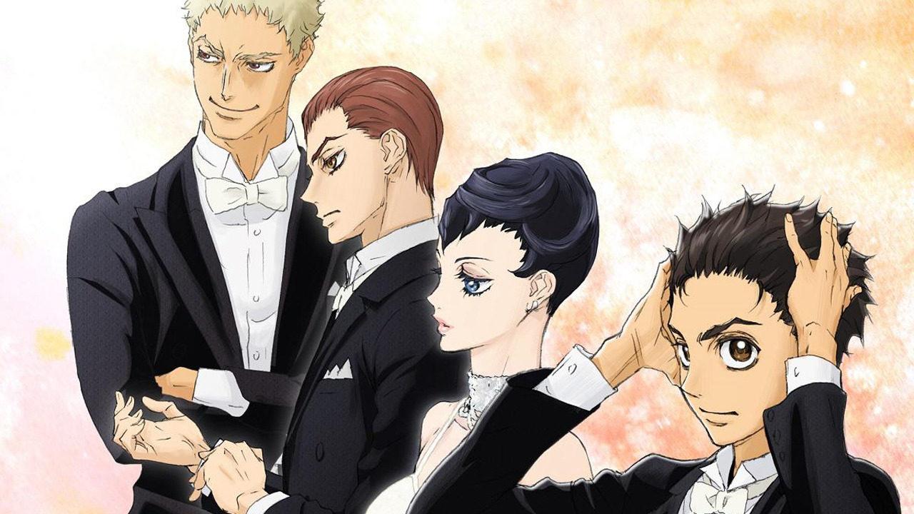 Anime - Welcome to the ballroom - www.culturageek.com.ar