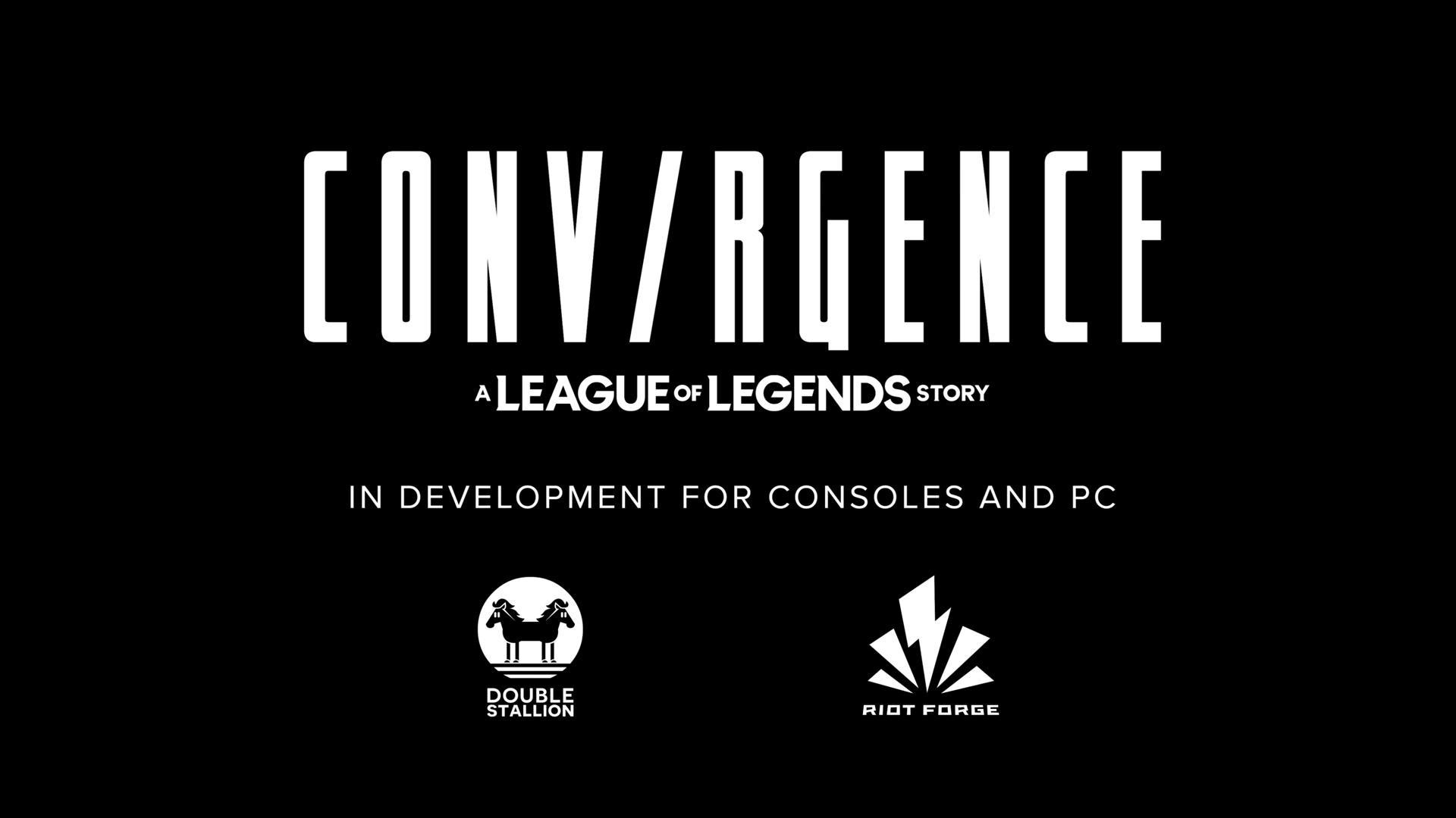 Riot Games Convergence Forge culturageek.com.ar