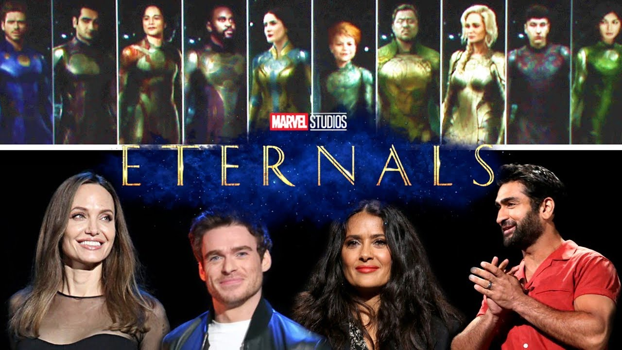 The Eternals y el MCU: ¿cómo será y como se vinculará lo nuevo de Marvel  con los eventos de Avengers Endgame? - Cultura Geek