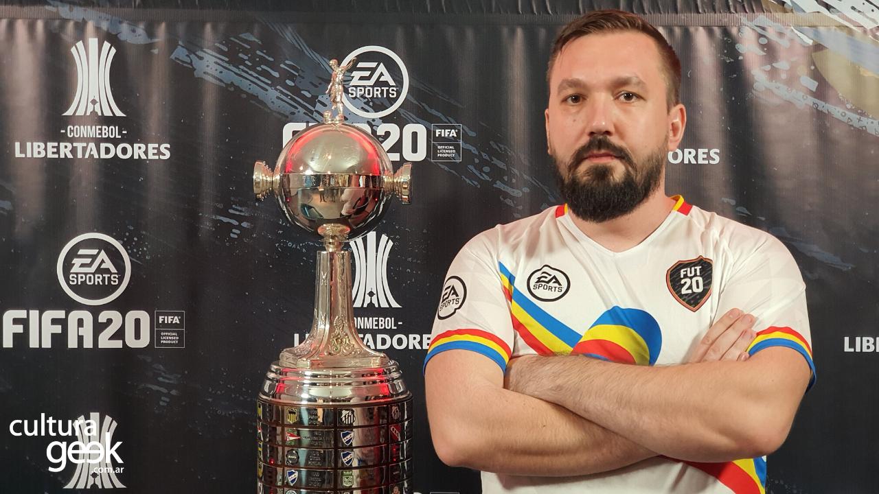 FIFA 20 Copa Libertadores www.culturageek.com.ar
