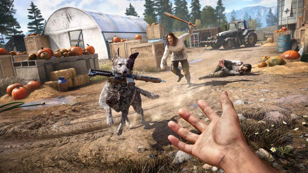 Far Cry 6 imagen Far Cry 5 www.culturageek.com.ar