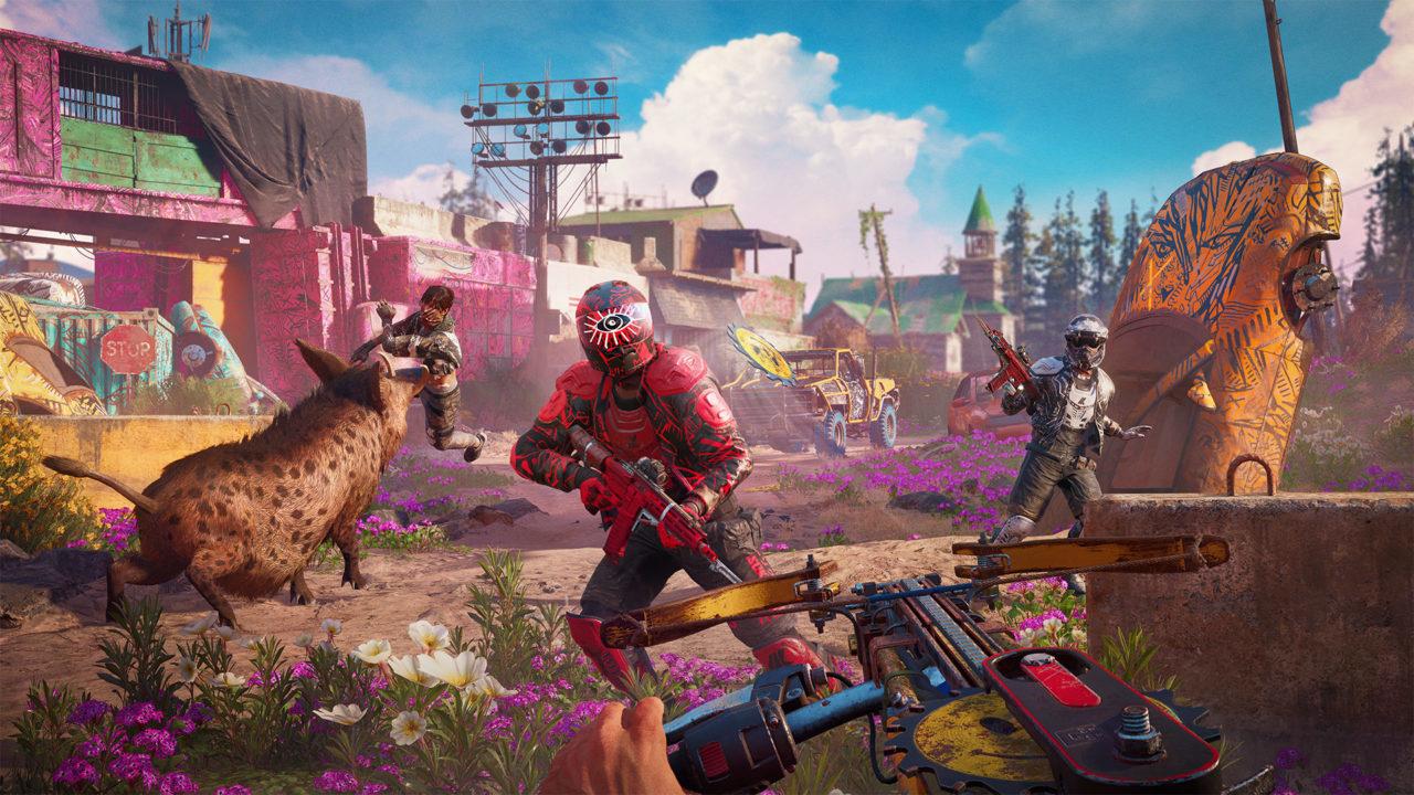 Far Cry 6 www.culturageek.com.ar