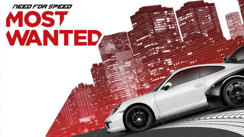 Need for Speed Most Wanted www.culturageek.com.ar