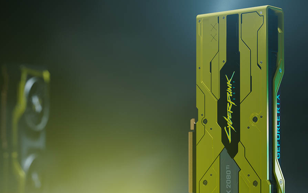 nvidia RTX Cyberpunk 2077
