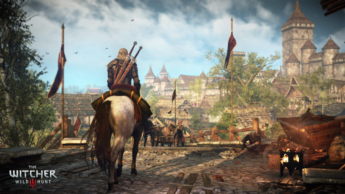 CD Projekt Red the witcher 3 img 2 www.culturageek.com.ar