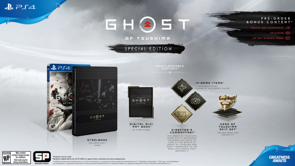 Ghost-Of-Tsushima-Release-Date-special-edition-culturageek.com_.ar