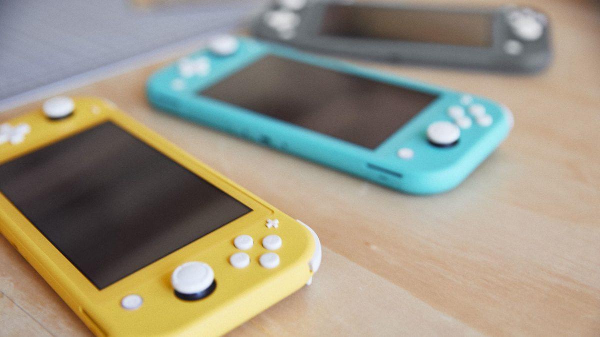 Top 5 Nintendo Switch Lite www.culturageek.com.ar