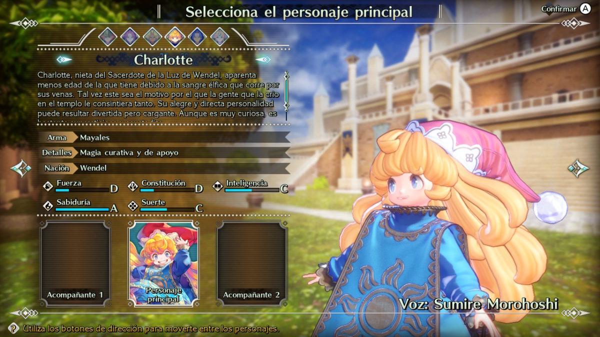Review Trials of Mana Charlotte www.culturageek.com.ar.